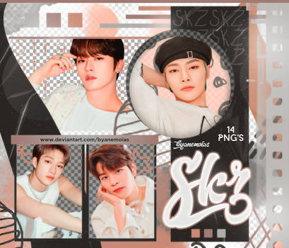 Stray Kids - CLIO - PNG Pack #19 by Anemoias