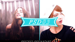 PSD 03 : Mulberry Monarch by depthsy