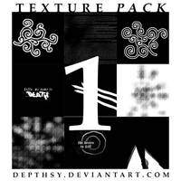 Texture Pack 01 - Black or White by depthsy