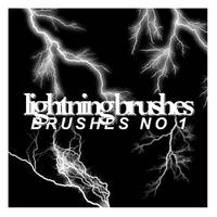 Lightning Brushes by depthsy