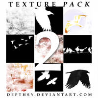 Texture Pack 02 - Birdy by depthsy