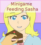 Minigame: Feeding Sasha