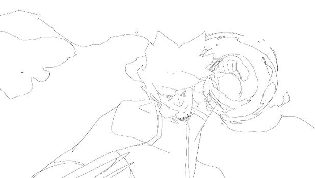 1000 : Dragon Son Animation!