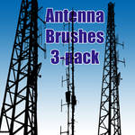 Antenna Brushes 3-Pack