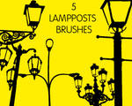 Lampposts Brushes