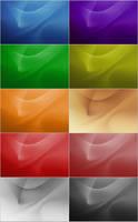 Mac Aqua Colors by zazac