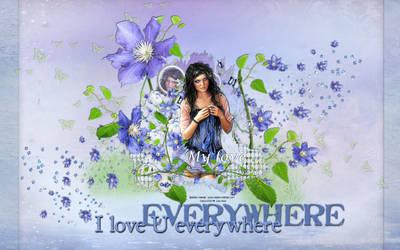 AnnaMarineCDO_LoveEverywhere by CreativeDesignOutlet