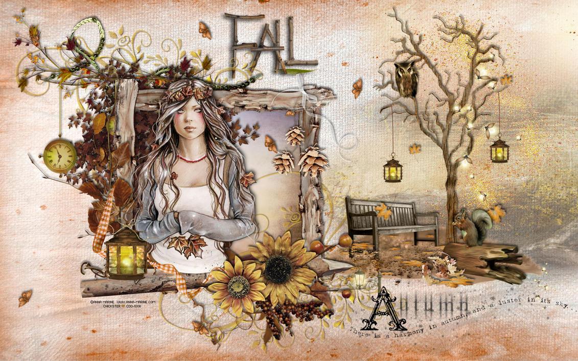 AnnaMarineCDO_AutumnWall by CreativeDesignOutlet