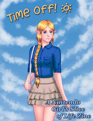 Zine: Time Off! (Cover by YuiHoshi)