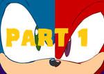 Sonic vs Knuckles Part 1