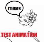 Sonic Test Animation (Ice Cap-ish?)