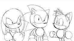 Sonic Rough Maniamation