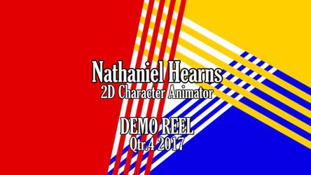 Nathaniel Hearns - Animation Demo Reel Qtr.2017