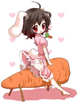 Carrot rider