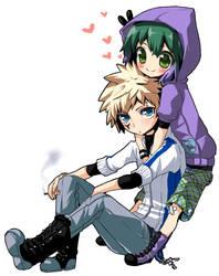 Lexu and Jason