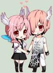 Chibi Zero and TP