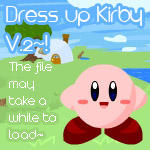Dress Up Kirby V.2~!
