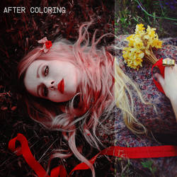 Lost Hope XCF coloring for GIMP