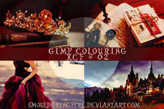 GIMP XCF Colouring 02