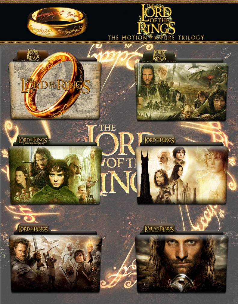 Th November  Lord Of The Rings
