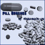 Brushset: Pill Brushes
