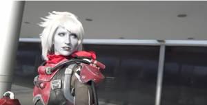 Destiny Guardian Cosplay (gif)