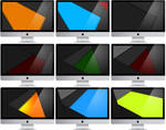 5k Flat Wallpapers Pack