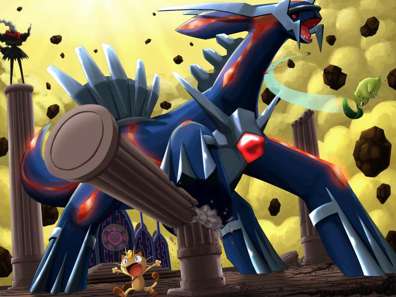Pokemon Mystery Dungeon Slide