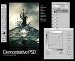 Wednesday PSD file