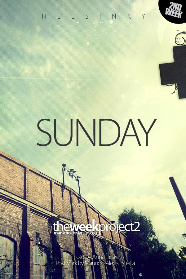 twp2 .14. sunday wall