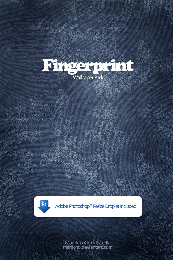 Fingerprint by mauricioestrella