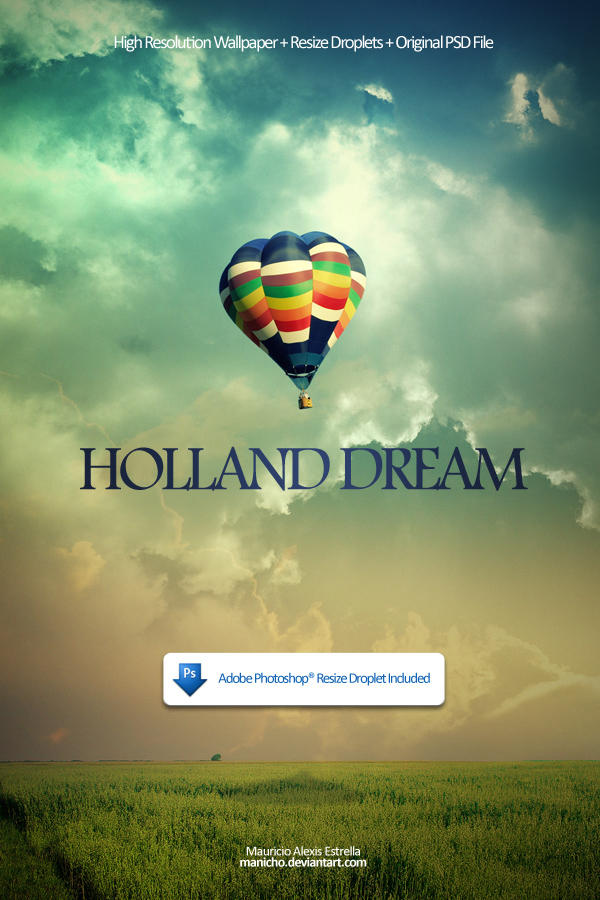 Holland Dream by manicho