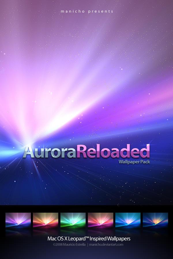 Aurora Reloaded .wallpaper. by mauricioestrella