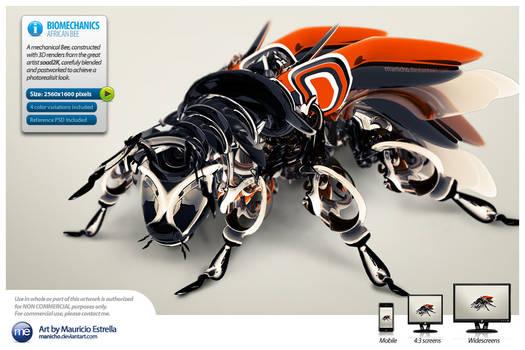 Bee-Bot - Wallpaper Pack