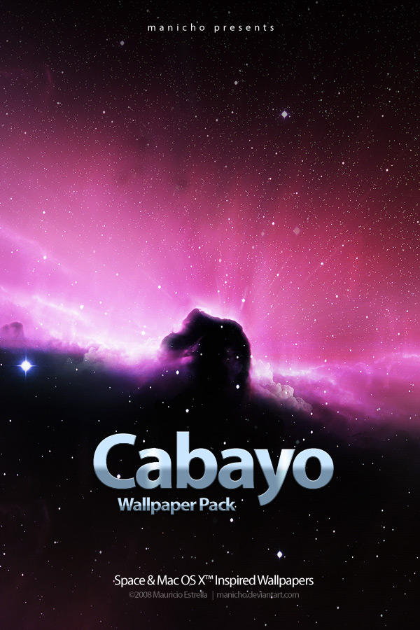 Cabayo .wallpaper. by mauricioestrella