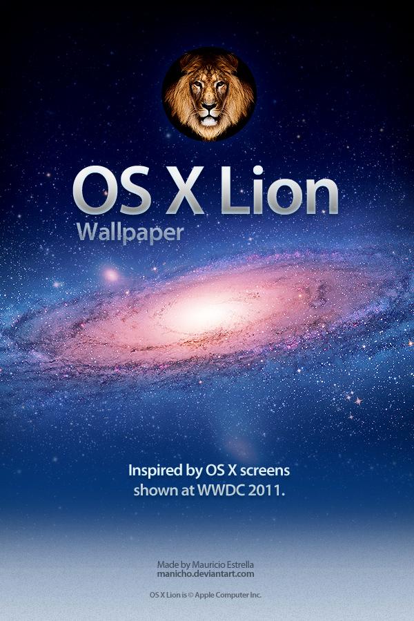 os x lion wallpaper - photo #12