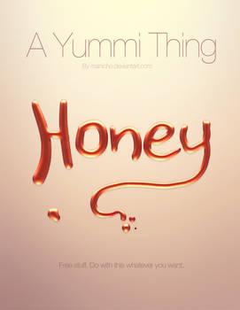 A Yummi thing - PSD