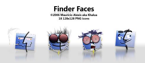Finder Faces by mauricioestrella