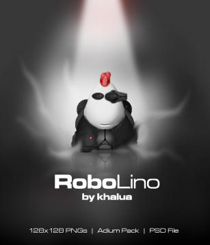 RoboLino - Adium Pack Included by mauricioestrella
