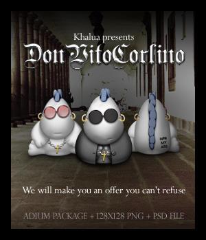 Don Vito Corlino - Incl. Adium by mauricioestrella