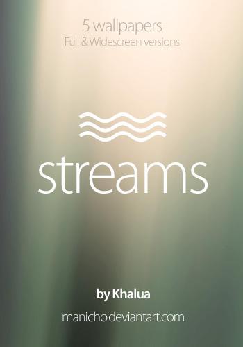 Streams by mauricioestrella