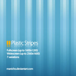 Plastic Stripes