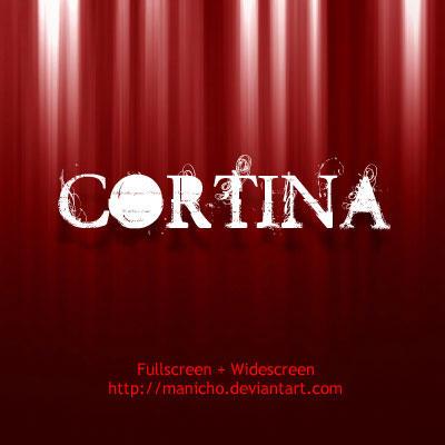 Cortina Wallpaper Pack by mauricioestrella