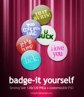 Badge-it Yourself