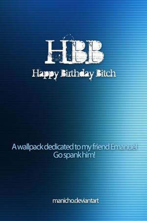 HBB Wallpaper Pack by manicho