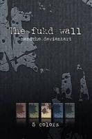 The fukd wall by mauricioestrella