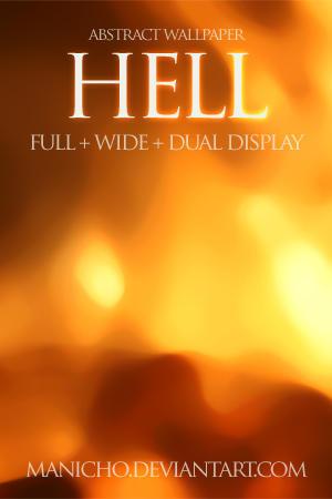 Hell by manicho