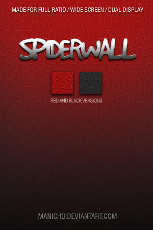 Spiderwall by mauricioestrella