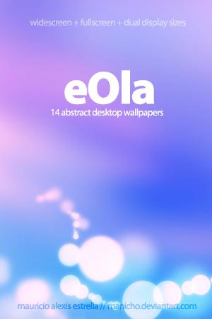 eOla wallpaper pack