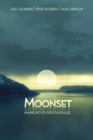 Moonset by mauricioestrella